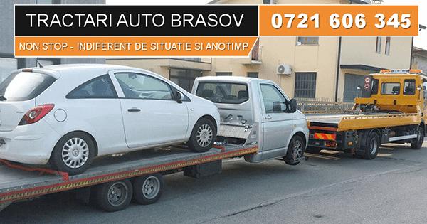 Tractari auto Brasov la preturi mici