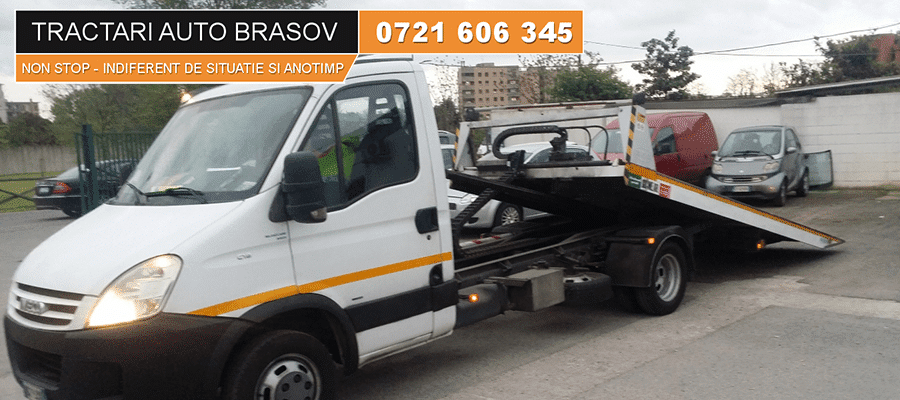 Transport auto pe platforma in Brasov