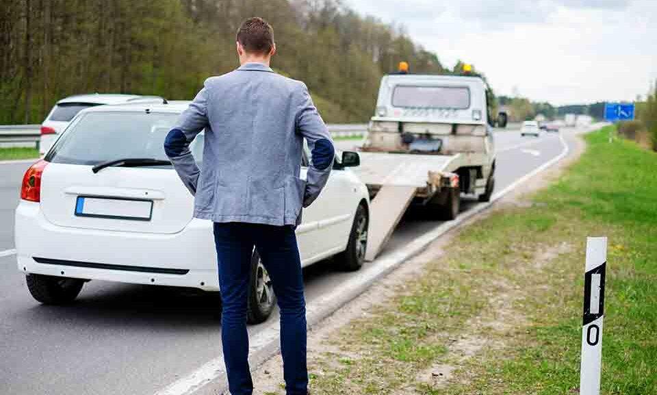 tractari autoturisme